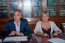 Il Consigliere Provinciale Demetrio Cara sull'importanza dei gemellaggi europei  e sulla futura Città Metropolitana