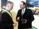 Il Sindaco di Genova Doria esprime apprezzamento per i prodotti De.C.O. reggini presenti al Salone delle Identità Territoriali