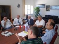 L'Assessore Provinciale all'Agricoltura ha incontrato le Organizzazioni Professionali Agricole della Provincia di Reggio Calabria.