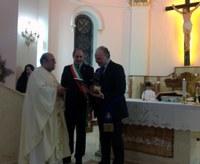 """Al presidente della Provincia Giuseppe Raffa il premio """"San Gaetano Catanoso"""""""