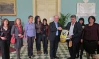 Buone pratiche amministrative, dipendenti del comune bulgaro di Boboshevo in visita agli uffici della Provincia