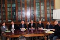"""Da settembre una """"Casa dello studente"""" per l'Università Mediterranea: la Provincia ha ceduto in comodato d'uso un immobile. Il Presidente e il Rettore firmano il contratto"""