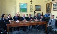 Difesa delle coste: consegnati i lavori per le opere di Porticello, un milione e settecentomila euro l'impegno della Provincia