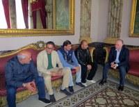 Differenziata a Reggio Calabria, i lavoratori della Leonia hanno incontrato il presidente Raffa
