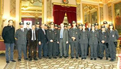auguri Polizia Provinciale