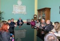 I lavoratori ex Gdm incontrano il Presidente Giuseppe Raffa