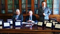 Il grazie del Presidente Raffa alle aziende reggine presenti al Vinitaly di Verona