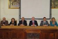 Il presidente Giuseppe Raffa  a Polistena e Cinquefrondi, incontro con gli studenti e gli amministratori locali