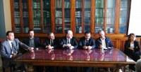 Il presidente Raffa incontra i Sindaci dell'Area dello Stretto, si è parlato del sistema viario