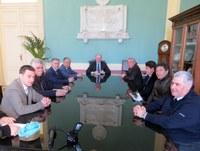 Il tavolo tecnico per lo svincolo di Bagnara dell'A3 ha monitorato lo stato dell'arte degli impegni assunti dal presidente dell'Anas Pietro Ciucci