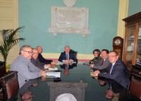 Imposta provinciale RC auto, la Presidenza della Provincia incontra il Sindacato  agenti di assicurazione