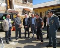 La Provincia consegna il canile al Soccorso Alpino della Guardia di Finanza  di Gambarie d'Aspromonte