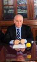 La solidarietà del presidente Raffa al magistrato della DDA Giuseppe Lombardo