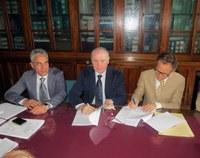 Le Province di Reggio e Messina firmano un protocollo d'intesa sull'Area dello Stretto