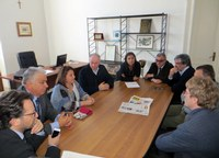 Nuovo sopralluogo del Presidente a Siderno e vertice operativo con i Commissari prefettizi  del comune ionico