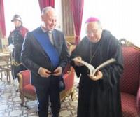 Provincia e Chiesa diocesana rafforzano la sinergia interistituzionale, incontro tra Raffa e il Metropolita