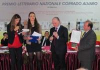 """""""Servire e non servirsi delle istituzioni"""", lo ha detto  il presidente Raffa  a San Luca  durante il premio letterario """"Corrado Alvaro"""""""
