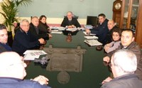 Vertice sui danni dell'ultimo maltempo, il Presidente Raffa  ha deciso di  chiedere lo stato di calamità