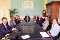 Vertice tecnico - politico alla Provincia  sulla viabilità della SP 2 in territorio di S. Cristina in Aspromonte
